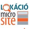 Lokáció microsite